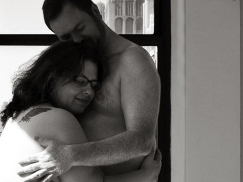 Beautiful nude photo series shows love has no size limits