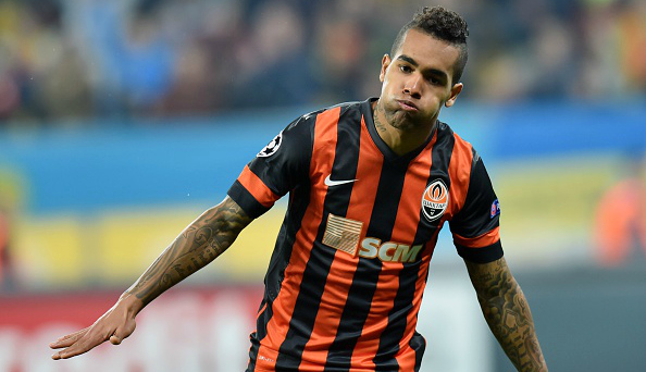 Rumour: Liverpool hopeful of Alex Teixeira transfer in summer