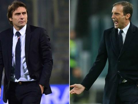 Roman Abramovich wants to make Antonio Conte or Massimiliano Allegri the next Chelsea manager
