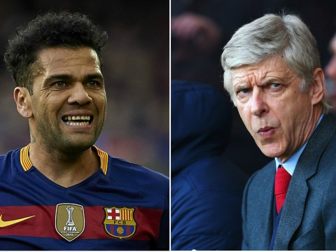 Arsenal lack the experience to be successful, says Barcelona's Dani Alves