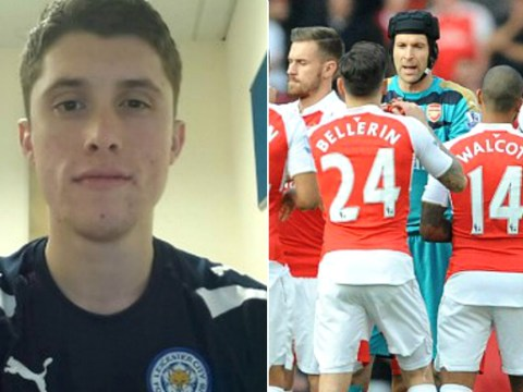 Leicester City scout Ben Wrigglesworth confirms Arsenal move on LinkedIn