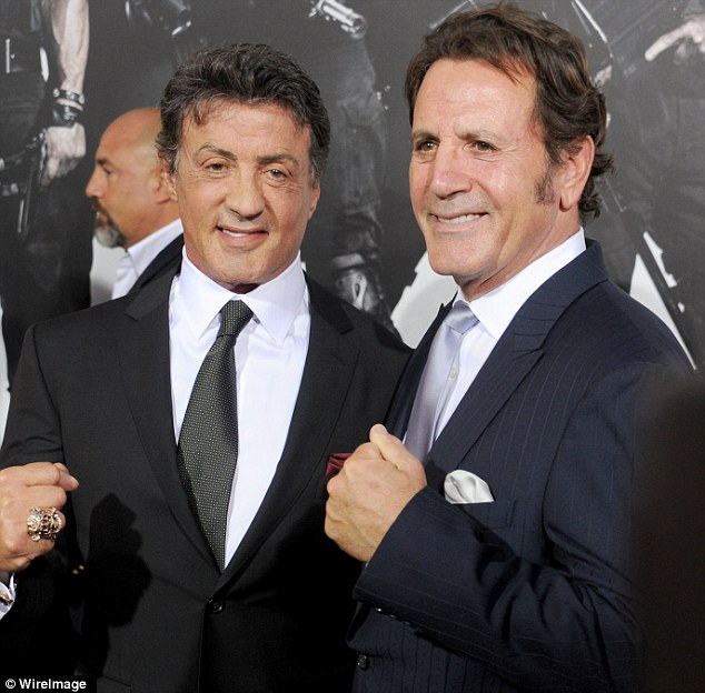 'Mark who?': Frank Stallone was NOT happy Mark Rylance beat his brother Sly to Best Supporting Actor