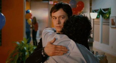 awkward hug 3