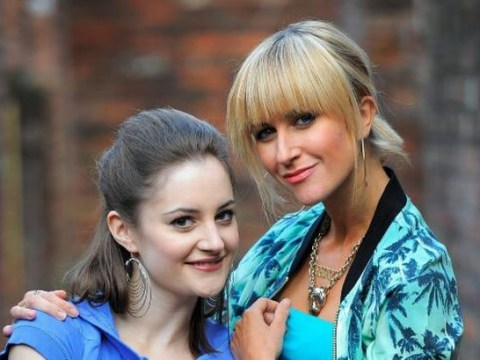 So is Becky McDonald returning to Coronation Street for Kylie Platt's exit? Katherine Kelly has her say