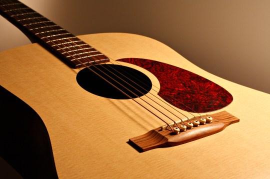 Martin Guitar Credit: Alamy