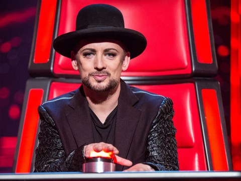 Boy George confirms he won't be doing the next series of The Voice UK