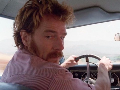 Who spotted Breaking Bad's Bryan Cranston and Aaron Paul in The X Files?