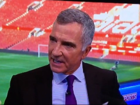 Graeme Souness tears into 'weak' Arsenal after 3-2 defeat to Manchester United