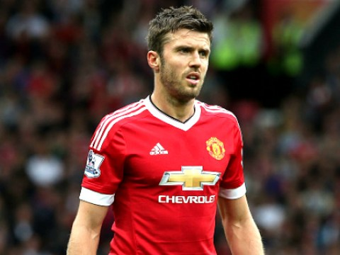 Arsenal want transfer of Manchester United's Michael Carrick
