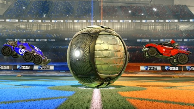 Rocket League is finally kicking off on Xbox One
