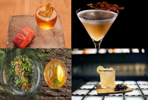 Here's where you can try the latest drinks trend – meat cocktails