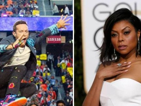 Empire star Taraji P Henson gets Super Bowl 50 headliners Coldplay confused with Maroon 5