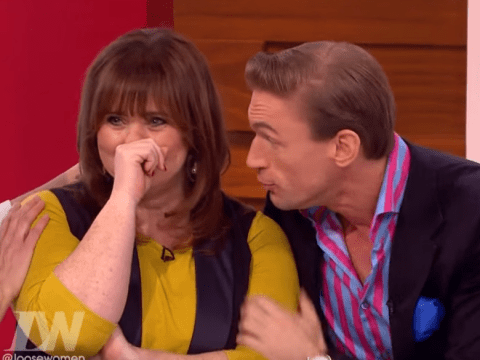 Coleen Nolan reduced to tears on Loose Women as Dr Christian Jessen tells her she is overweight