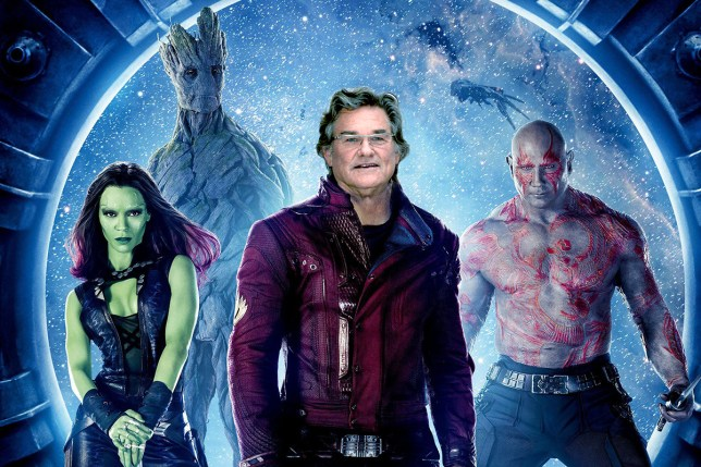 Confirmed: Kurt Russell will star in Guardians Of The Galaxy 2 Rex
