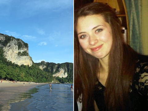 Missing British backpacker found in Thailand after she called home sounding 'very stressed and frightened'