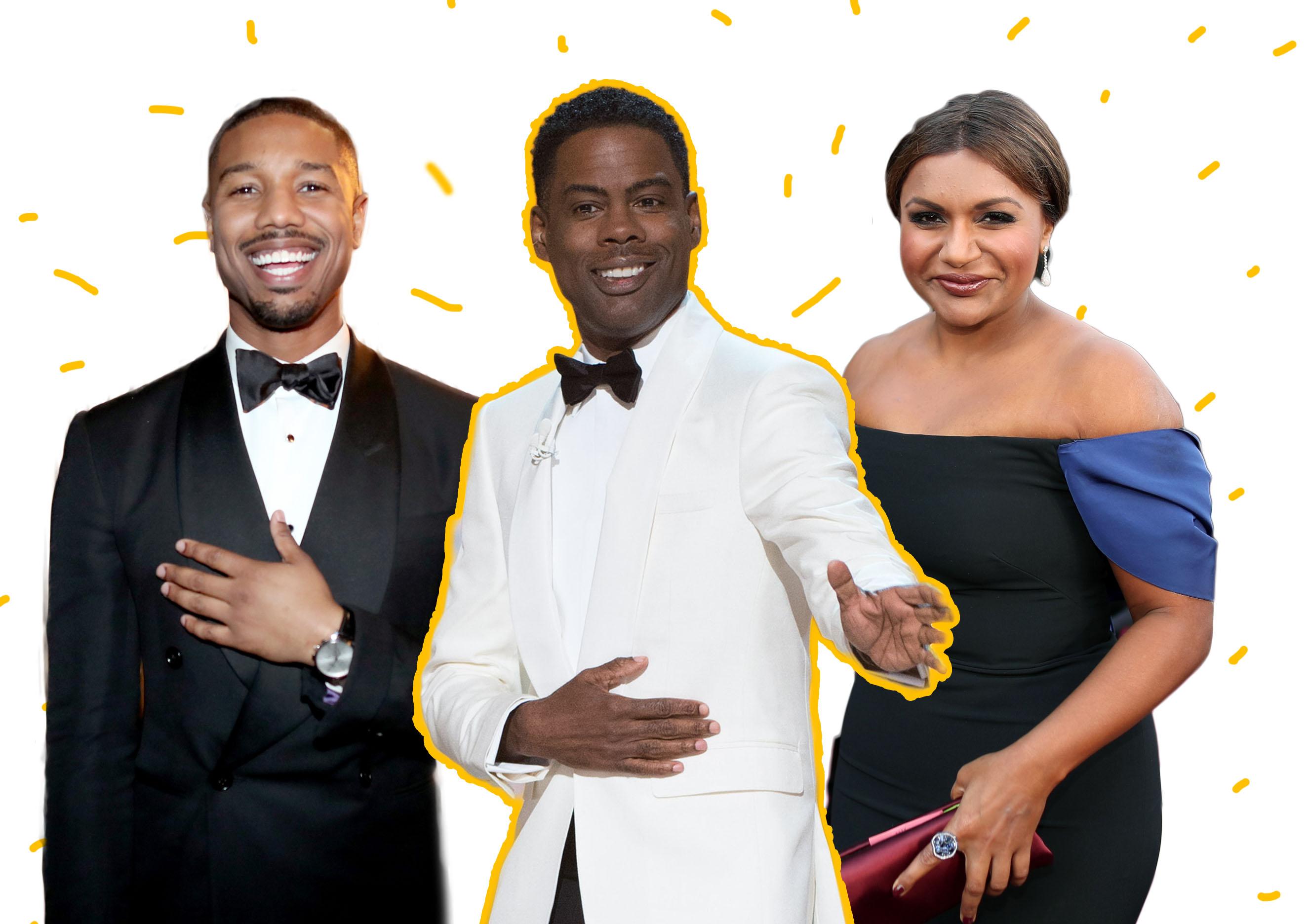 26 stars of colour who DIDN'T boycott the 2016 Oscars
