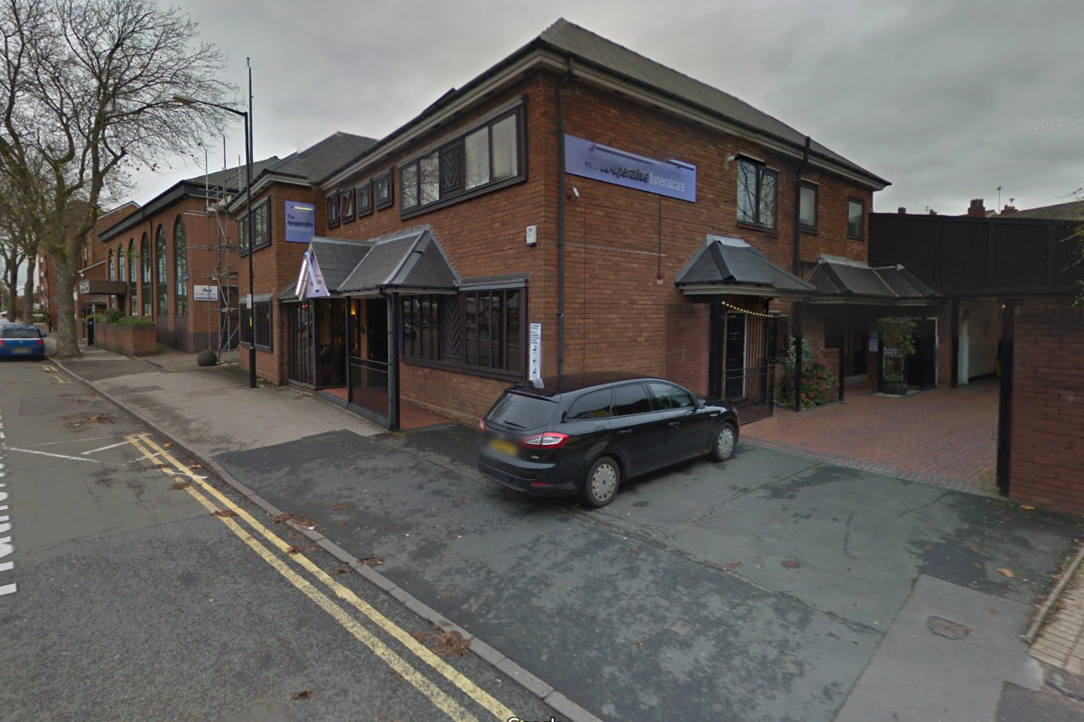 Co-operative Funeralcare in Walsall