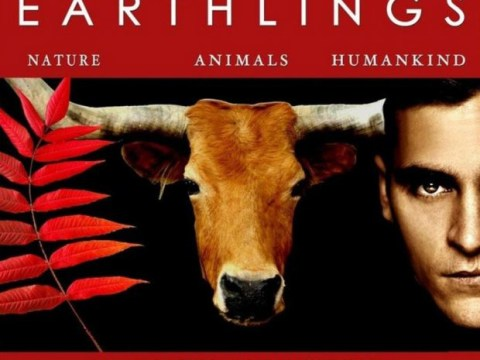 Activists are paying people £5 to watch a film about animal agriculture