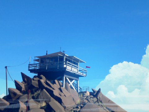 Firewatch review – it's not what you think