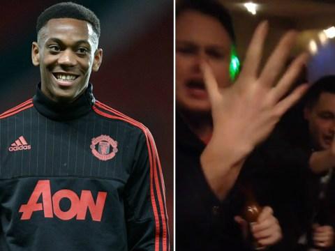 Manchester United fans create genius new chant for Anthony Martial