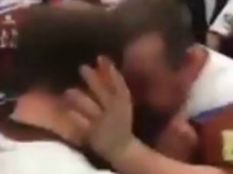 Rugby player breaks teammate's nose with 'motivational headbutt'