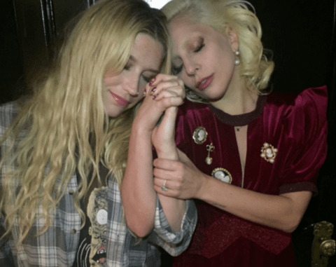 As Kesha fans plan a protest and Lady Gaga offers support, Sony finally breaks its silence
