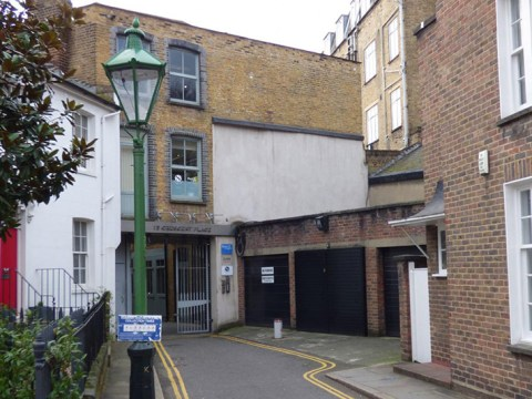 When you find out how much this London garage sold for, you'll lose it