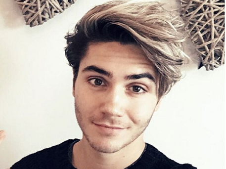 Former Union J singer George Shelley 'in talks for The X Factor'