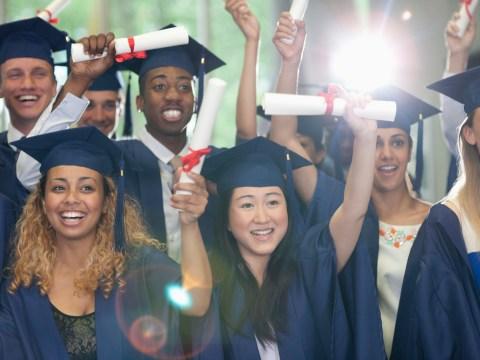 Black graduates earn 23% less than white graduates