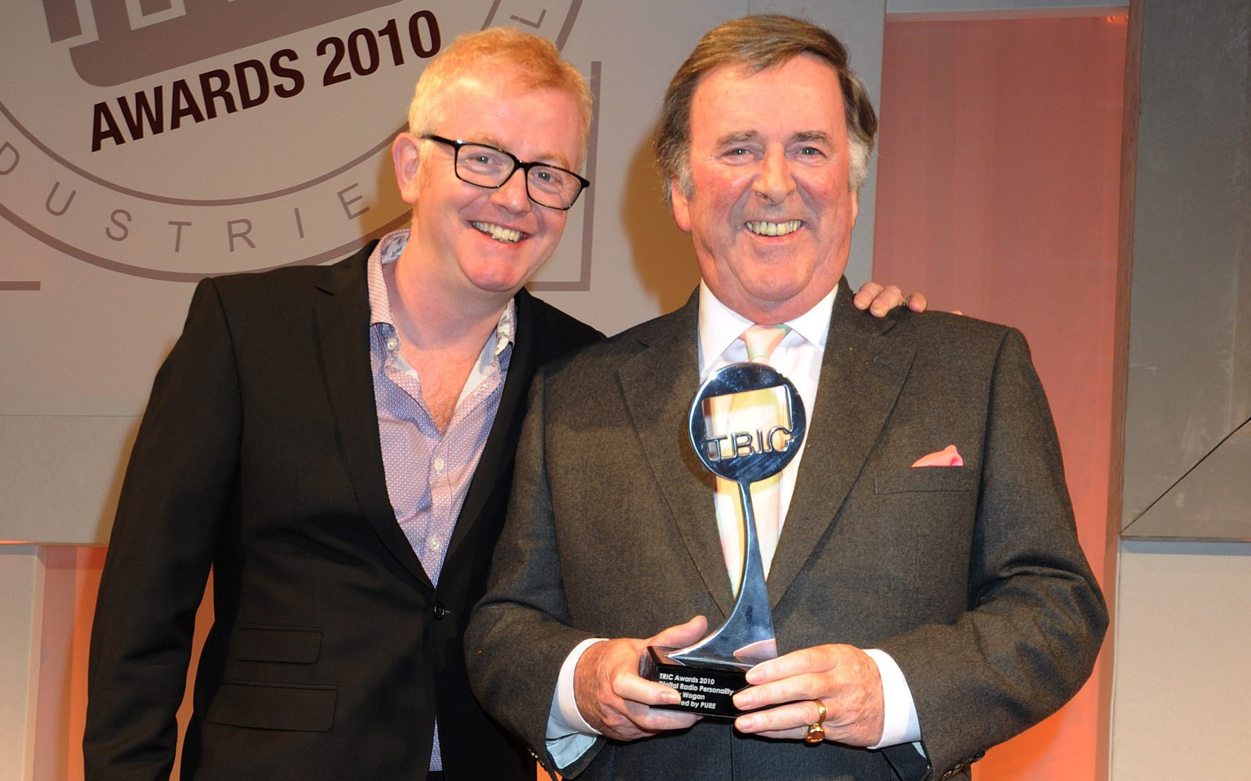 Chris Evans dedicated his entire Radio 2 show to Sir Terry Wogan