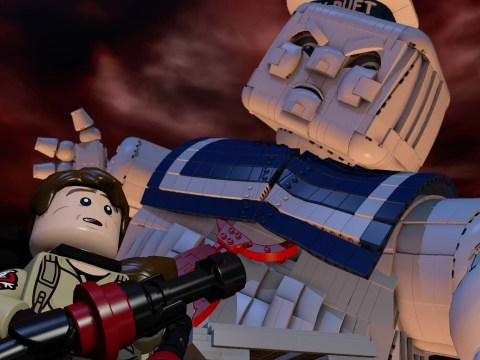 Lego Dimensions Ghostbusters Level Pack review – they're ready to believe you