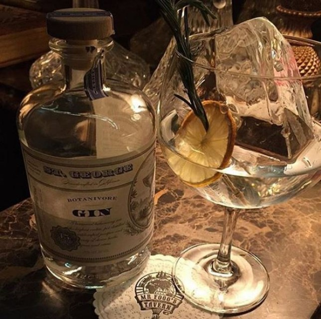 Mr Fogg's Gin of the Week: Botanivore Gin (Picture: Mr Fogg's Tavern)