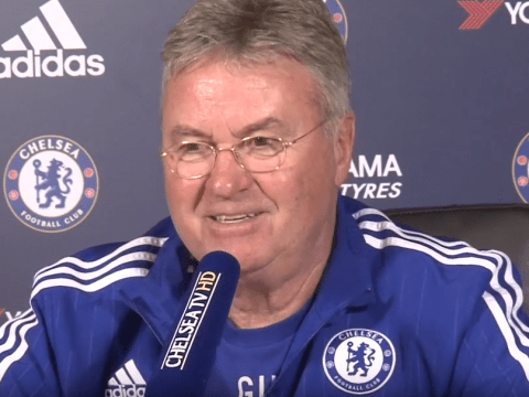 No excuses! Guus Hiddink must play the kids in Chelsea's final Premier League games