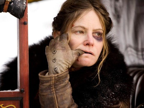 The Hateful Eight's Jennifer Jason Leigh was 'blocked from attending the BAFTAs despite being nominated'