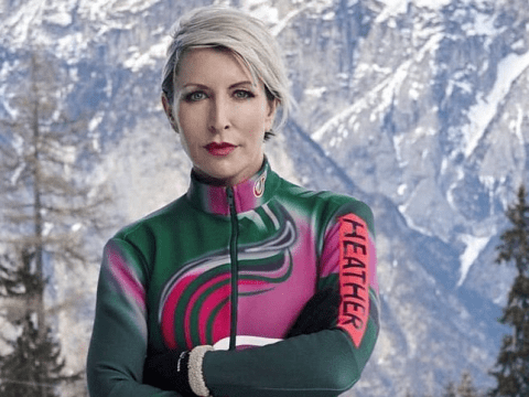 The Jump: Furious viewers hit out at Heather Mills and accuse her of cheating