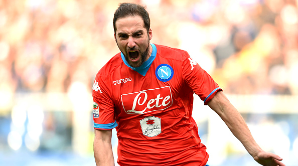 Arsenal giving everything to seal summer Gonzalo Higuain transfer