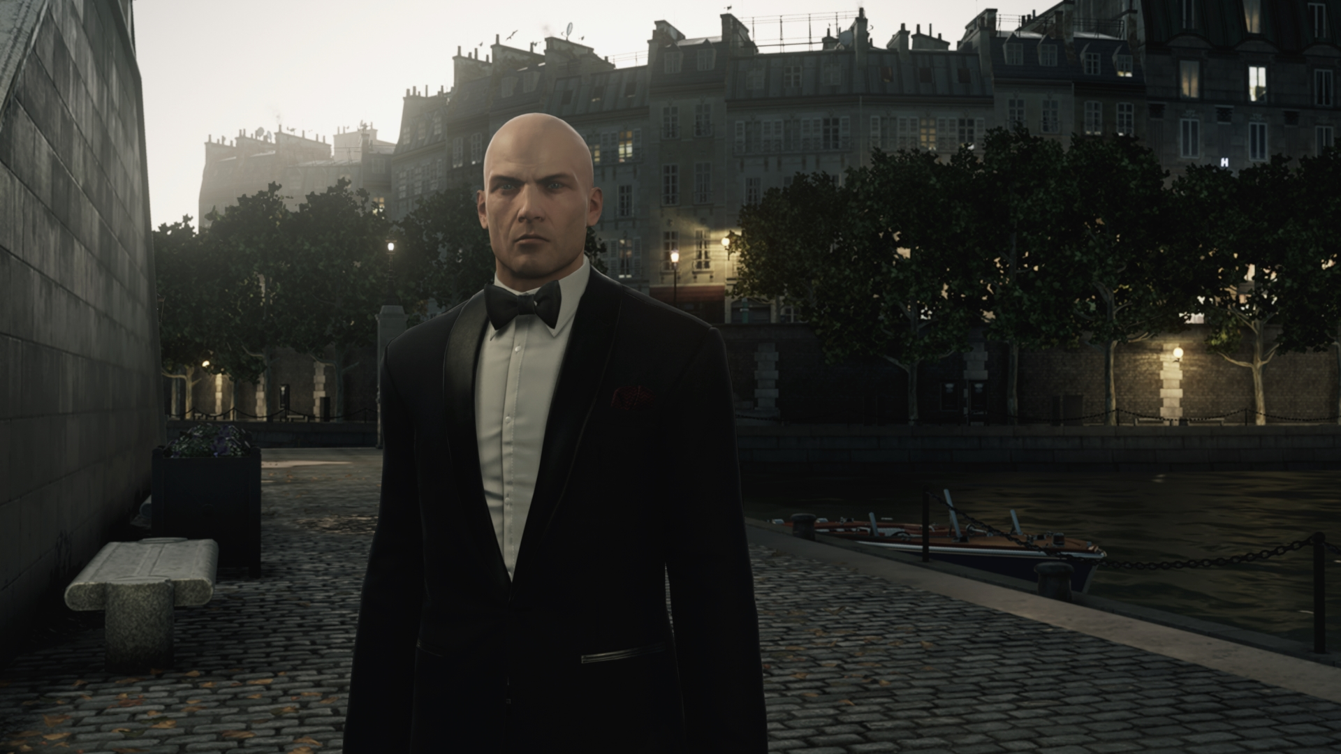 Hitman - the name's 47, Agent 47