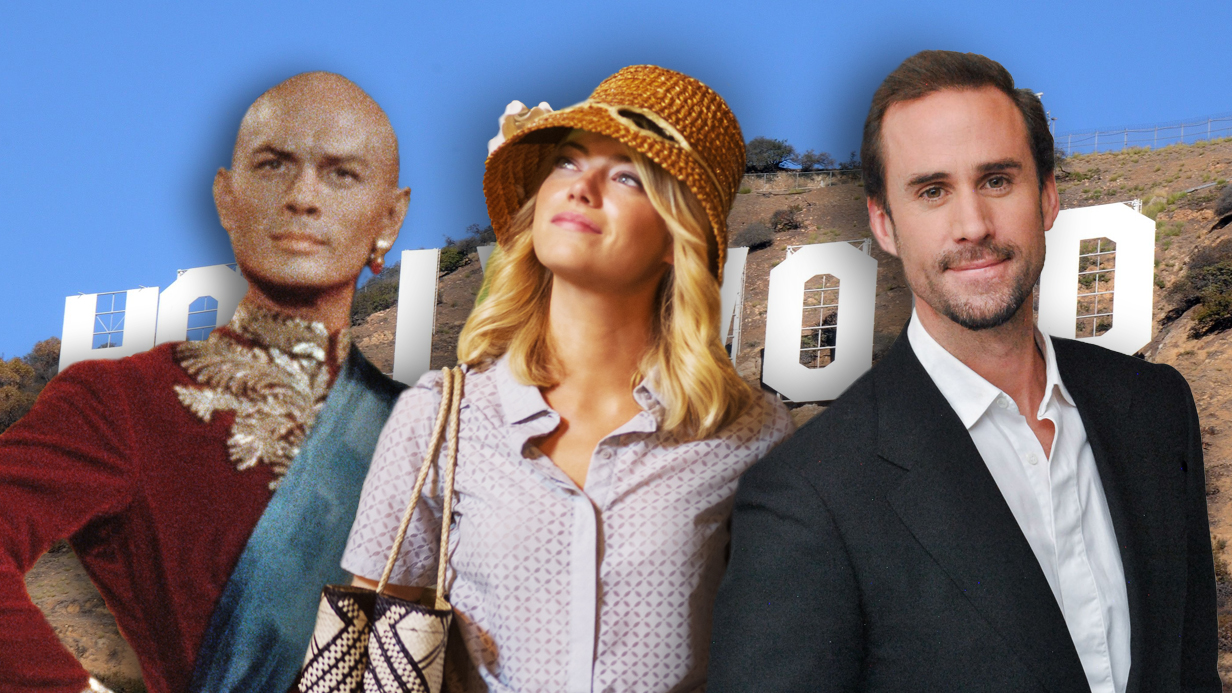 From Emma Stone to Yul Brynner: 20 times Hollywood was guilty of white-washing movies