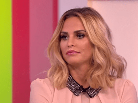 Katie Price has a strong message for those criticising her for having her 18-month-old daughter's ears pierced