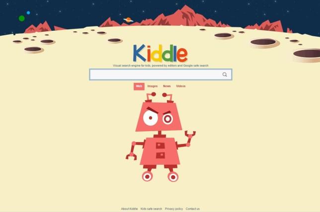 kiddle google