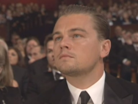 Here are all of Leonardo DiCaprio's Oscars losing faces (and the winning face he finally pulled at the 2016 awards)