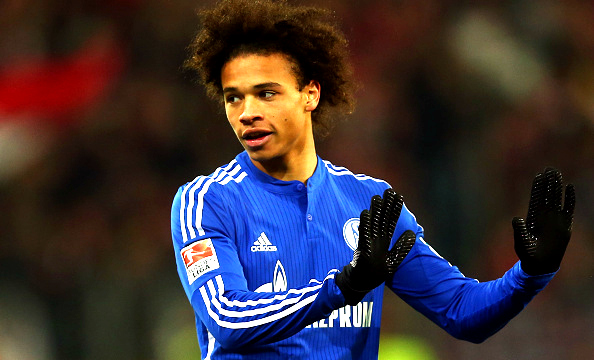 Chelsea in pole position to seal transfer of Schalke's Leroy Sane