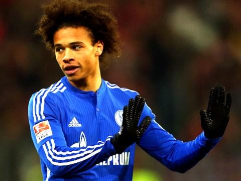 Chelsea in pole position to seal transfer of Schalke's Leroy Sane