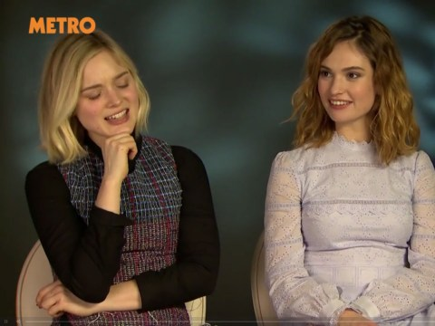 Pride and Prejudice and Zombies: Lily James and Bella Heathcote decide which co-stars would survive a zombie apocalypse