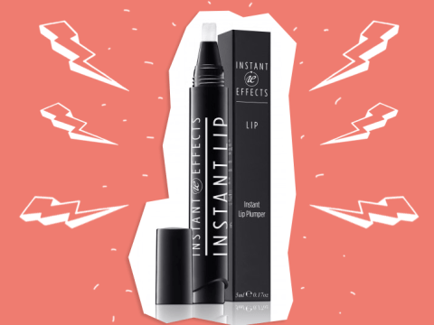 We tried the lipgloss that promises to plump your lips for two whole weeks with zero pain