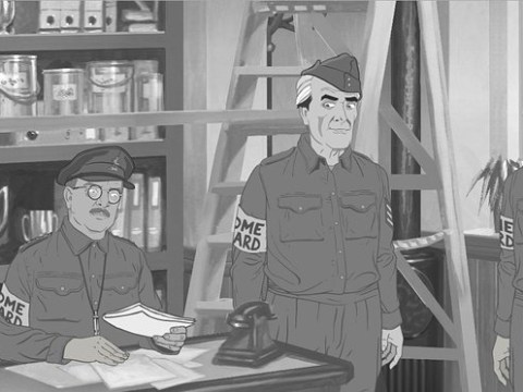 Dad's Army missing episode gets animated – can we expect the same for Doctor Who?