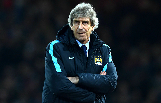 Rumour: Chelsea line up deal for Manchester City's Manuel Pellegrini