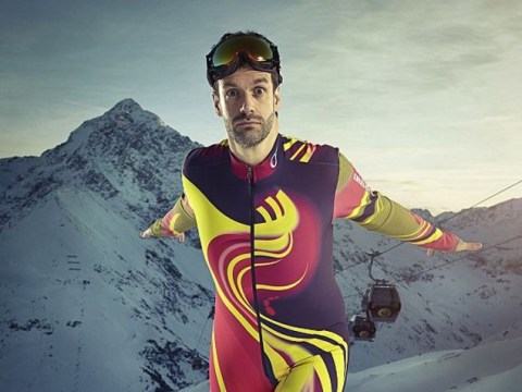 The Jump: Former contestant Marcus Brigstocke says his injury on the show 'f***ed up a year of my life'