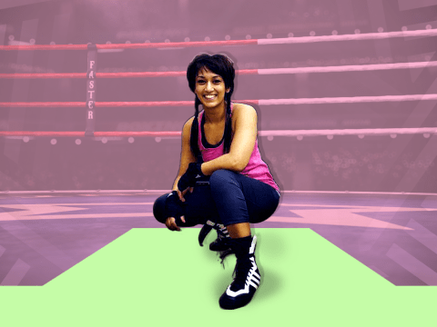 Meet the badass new face of This Girl Can: Boxer Nasreen Anderson is a total inspiration