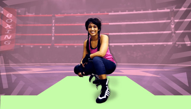 Interview with Nasreen Anderson - boxer & new face of This Girl Can Picture: Getty Images Credit: METRO/Mylo
